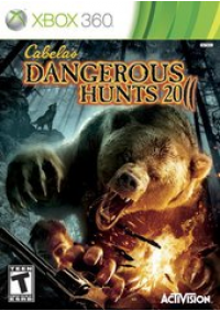 Cabela's Dangerous Hunts 2011 / Xbox 360