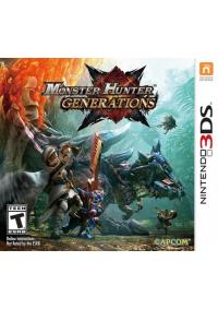 Monster Hunter Generations/3DS