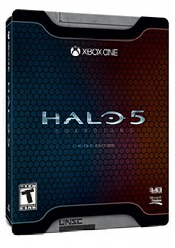 Halo 5 Guardians Limited Edition/Xbox One