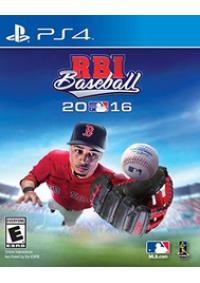RBI Baseball 2016/PS4