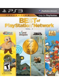 Best of PlayStation Network Vol. 1 / PS3
