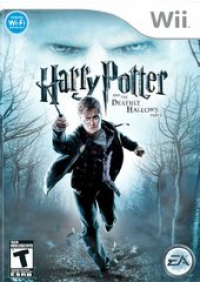 Harry Potter And The Deathly Hallows Part 1/Wii