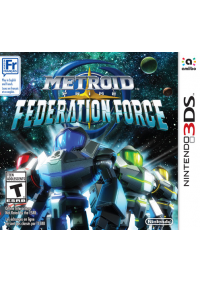 Metroid Prime Federation Force/3DS