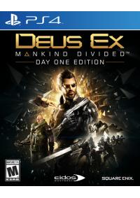 Deus EX Mankind Divided/PS4