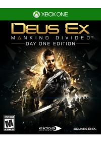 Deus EX Mankind Divided/Xbox One
