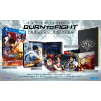 The King Of FIghters XV Burn To Fight Premium Edition/PS4