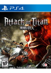 Attack On Titan/PS4