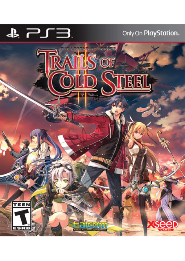 The Legend of Heroes Trails of Cold Steel II/PS3