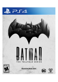 Batman The Telltale Game Series/PS4
