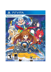 Meiq Labyrinth Of Death/PS Vita