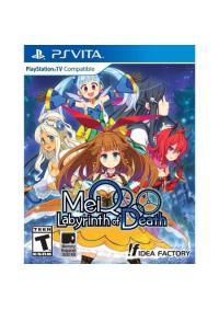 Meiq Labyrinth Of Death/PS Vita