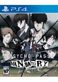 Psycho-Pass Mandatory Happiness / PS4