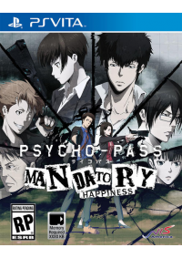 Psycho-Pass Mandatory Happiness / PSV