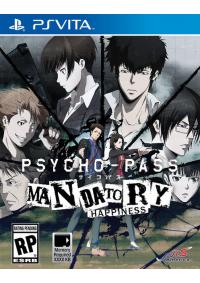 Psycho-Pass Mandatory Happiness/PS Vita