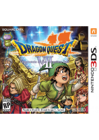 Dragon Quest VII Fragment Of The Forgotten Past/3DS