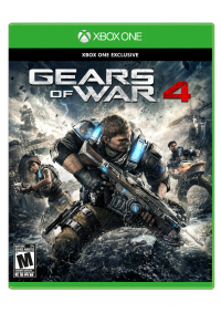 Gears Of War 4/Xbox One