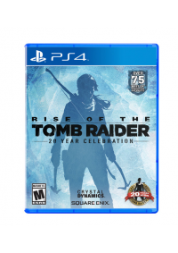 Rise Of The Tomb Raider 20 Year Celebration/PS4