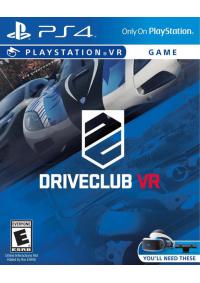 Driveclub VR/PSVR
