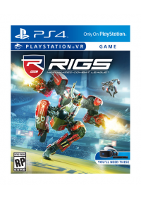 Rigs Mechanized Combat League/PSVR