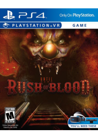 Until Dawn Rush Of Blood/PSVR