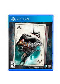 Batman Return To Arkham/PS4