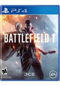 Battlefield 1/PS4