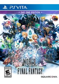 World Of Final Fantasy/PS Vita