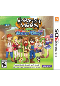 Harvest Moon Skytree Village/3DS
