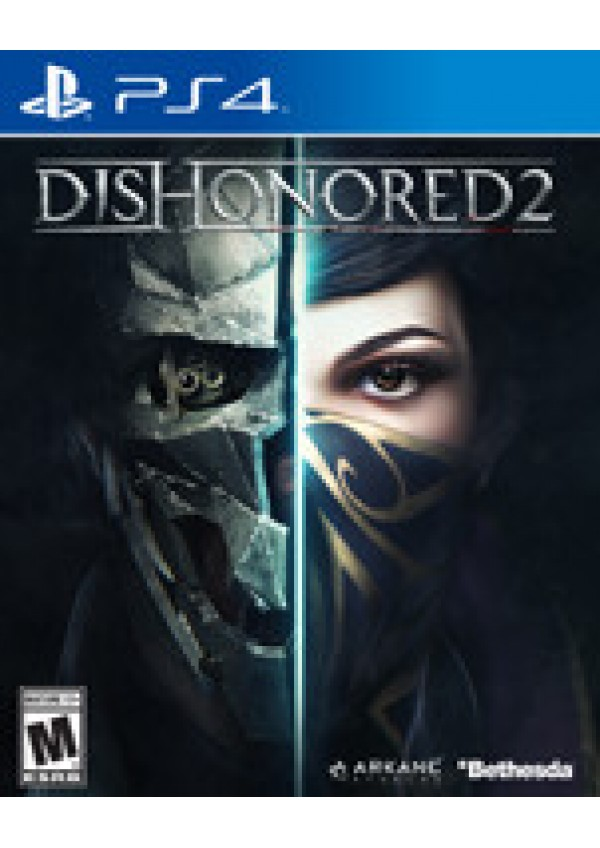 Dishonored 2/PS4