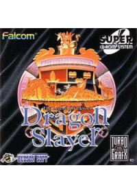Dragon Slayer/Turbografx-16 (Super CD-Rom)