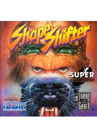 Shape Shifter/Turbografx-16 (Super Cd-Rom)