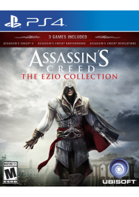 Assassin's Creed The Ezio Collection/PS4
