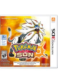Pokemon Sun/3DS