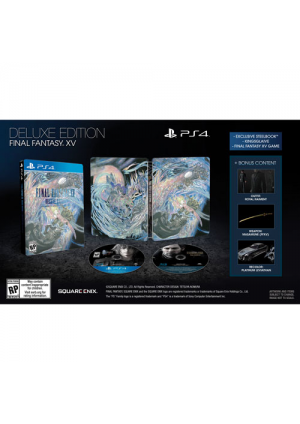 Final Fantasy XV Deluxe Edition/PS4