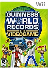 Guinness World Records The Video Game / Wii