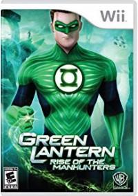 Green Lantern Rise of the Manhunters/Wii