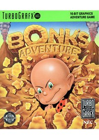 Bonk's Adventure/TurboGrafx-16