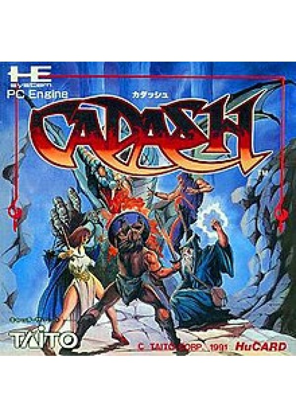 Cadash (Japonaise) / PC Engine