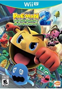 Pac-Man and the Ghostly Adventures 2 / Wii U