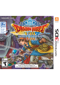 Dragon Quest VIII Journey Of The Cursed King/3DS