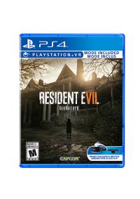 Resident Evil 7 Biohazard (Compatible PSVR) / PS4