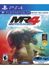 Motoracer 4 MR4/PS4 (Compatible PSVR)