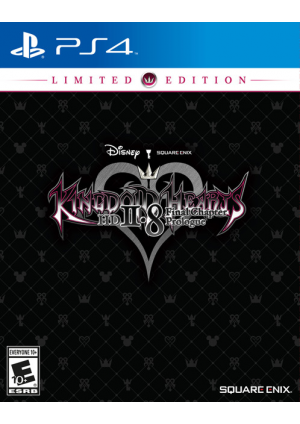 Kingdom Hearts HD 2.8 Final Chapter Prologue Limited Edition/PS4