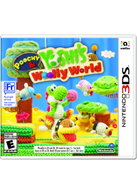 Poochy & Yoshi's Woolly World/3DS