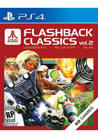 Atari Flashback Classics Volume 2/PS4