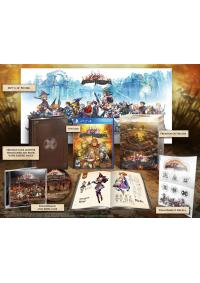 Grand Kingdom Grand Edition/PS Vita