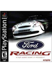Ford Racing / PS1