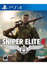 Sniper Elite 4/PS4