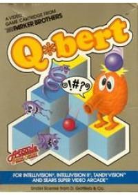 Q*Bert/Intellivision