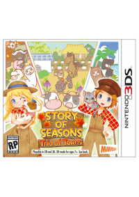 Story Of Seasons Trio Of Towns/3DS